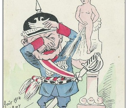 Le Champagne et la Grande Guerre