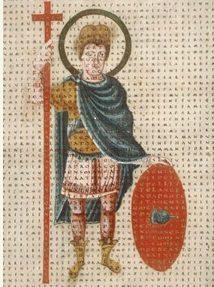 Le sacre de Louis le Pieux à Reims en 816