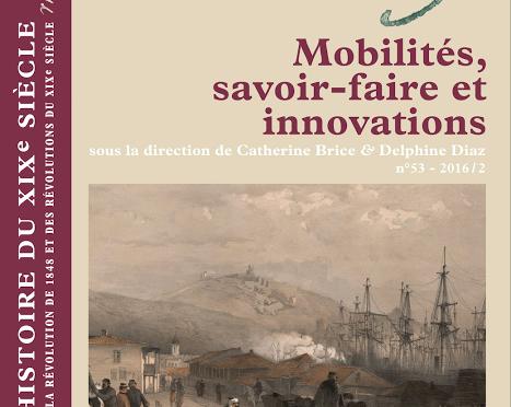 C. Brice et D. Diaz (dir.), «Mobilités, savoir-faire et innovations»