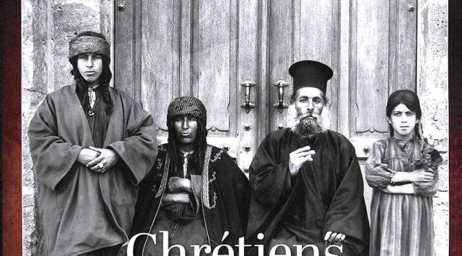 Aurélien Girard dans l'hebdo La Vie, hors-série Chrétiens d'Orient
